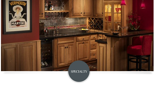 Specialty Cabinets | TOPCO Distributing
