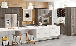 Cabinets by Kraftmaid